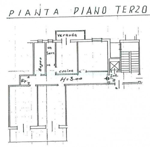 Appartamento in Affitto a Savona