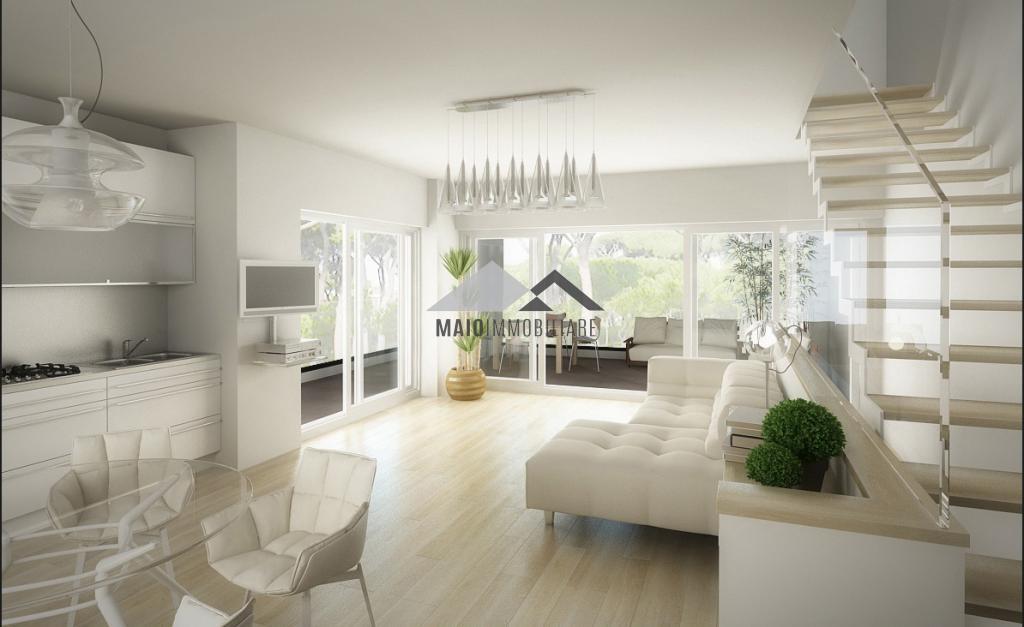 Appartamento in vendita a Riccione, 3 locali, zona Località: ABISSINIA, prezzo € 699.000 | Cambio Casa.it