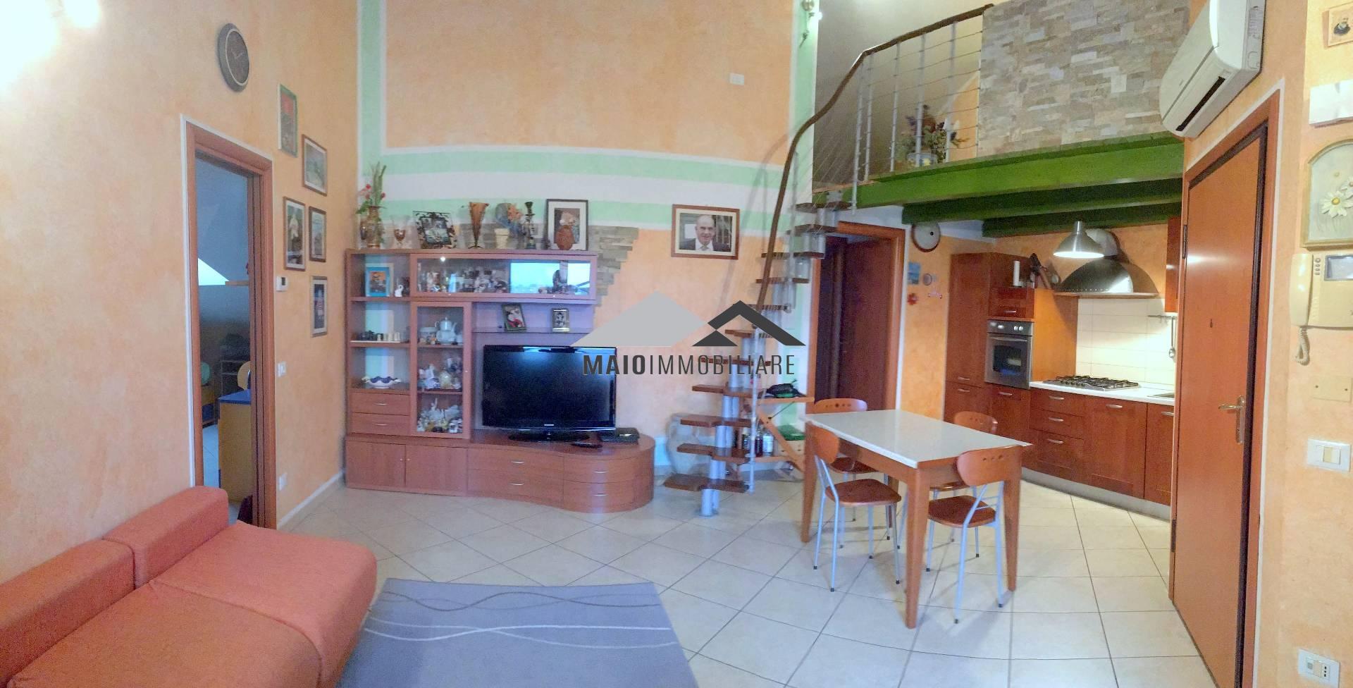Appartamento in vendita a San Clemente, 3 locali, zona Località: S.AndreainCasale, prezzo € 170.000 | CambioCasa.it