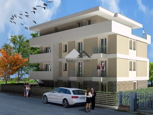Attico / Mansarda in vendita a Riccione, 4 locali, zona Località: FONTANELLE, prezzo € 550.000   Cambio Casa.it