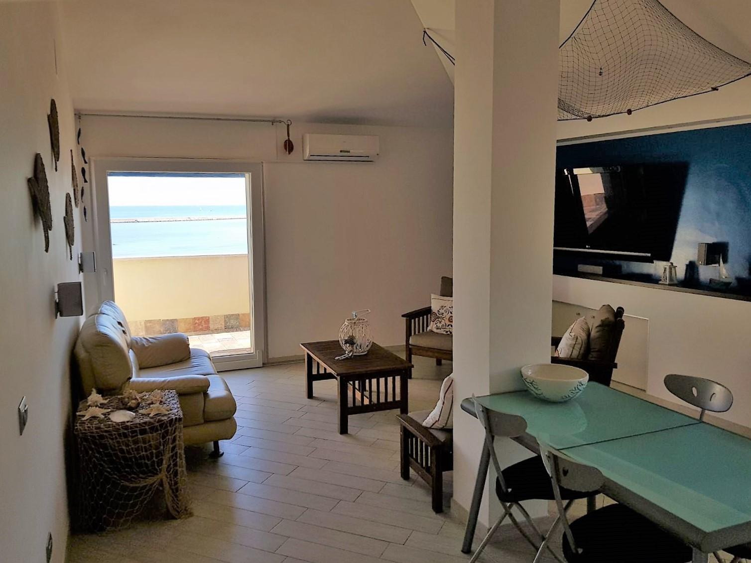Camere Pescara Centro : Attico in affitto a pescara cod a
