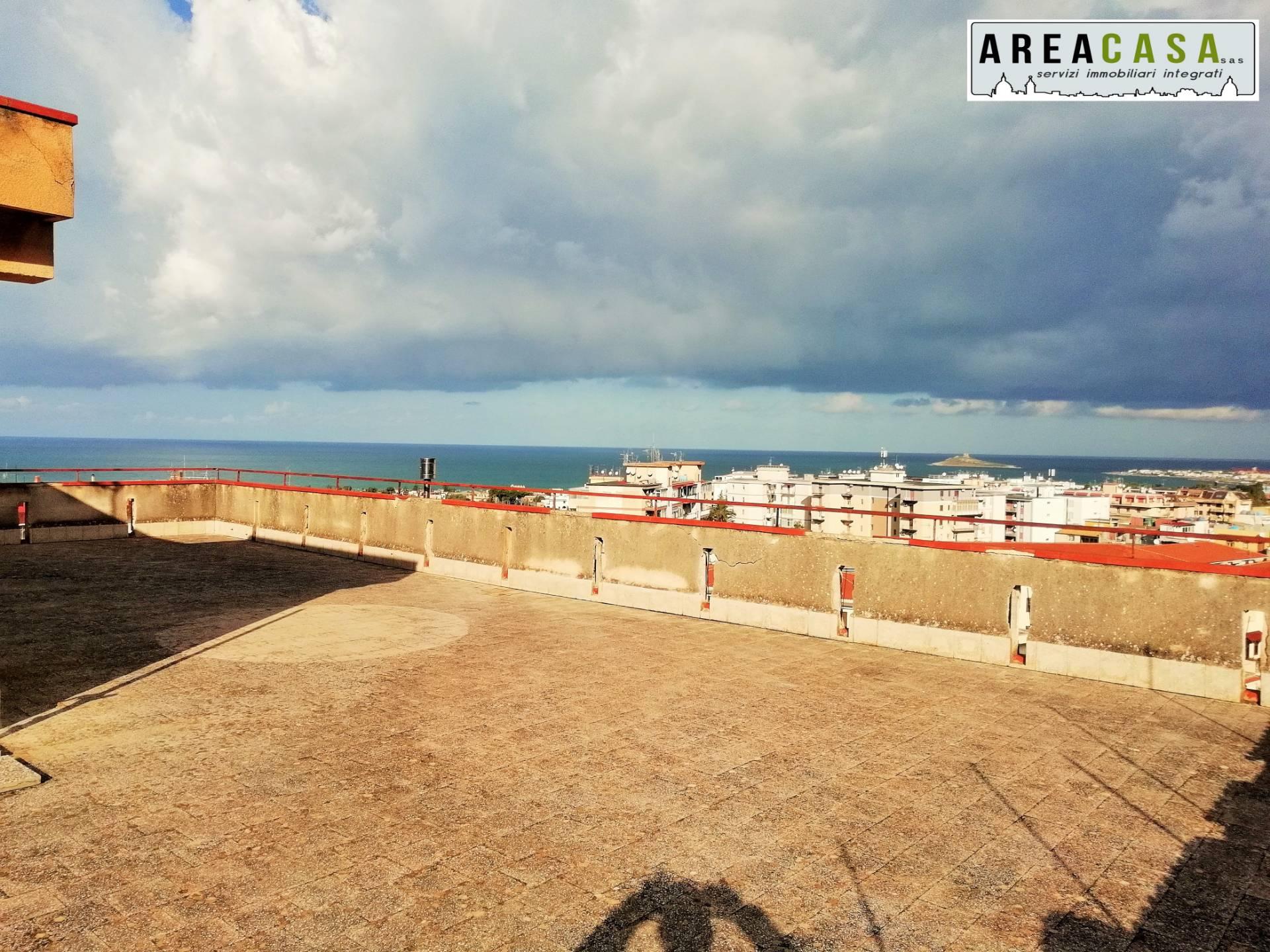 Appartamento in vendita a Capaci, 4 locali, prezzo € 165.000 | PortaleAgenzieImmobiliari.it