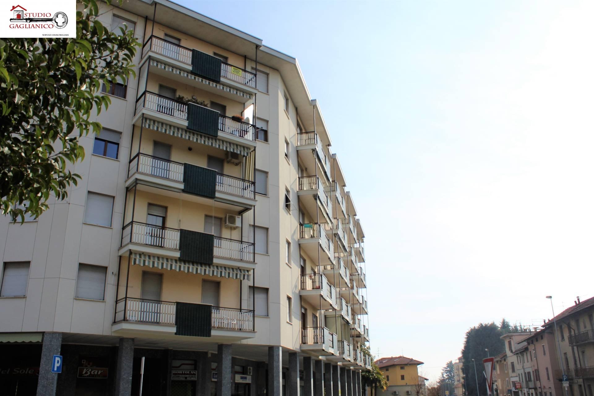 Appartamento in affitto a Vigliano Biellese, 4 locali, prezzo € 390 | CambioCasa.it