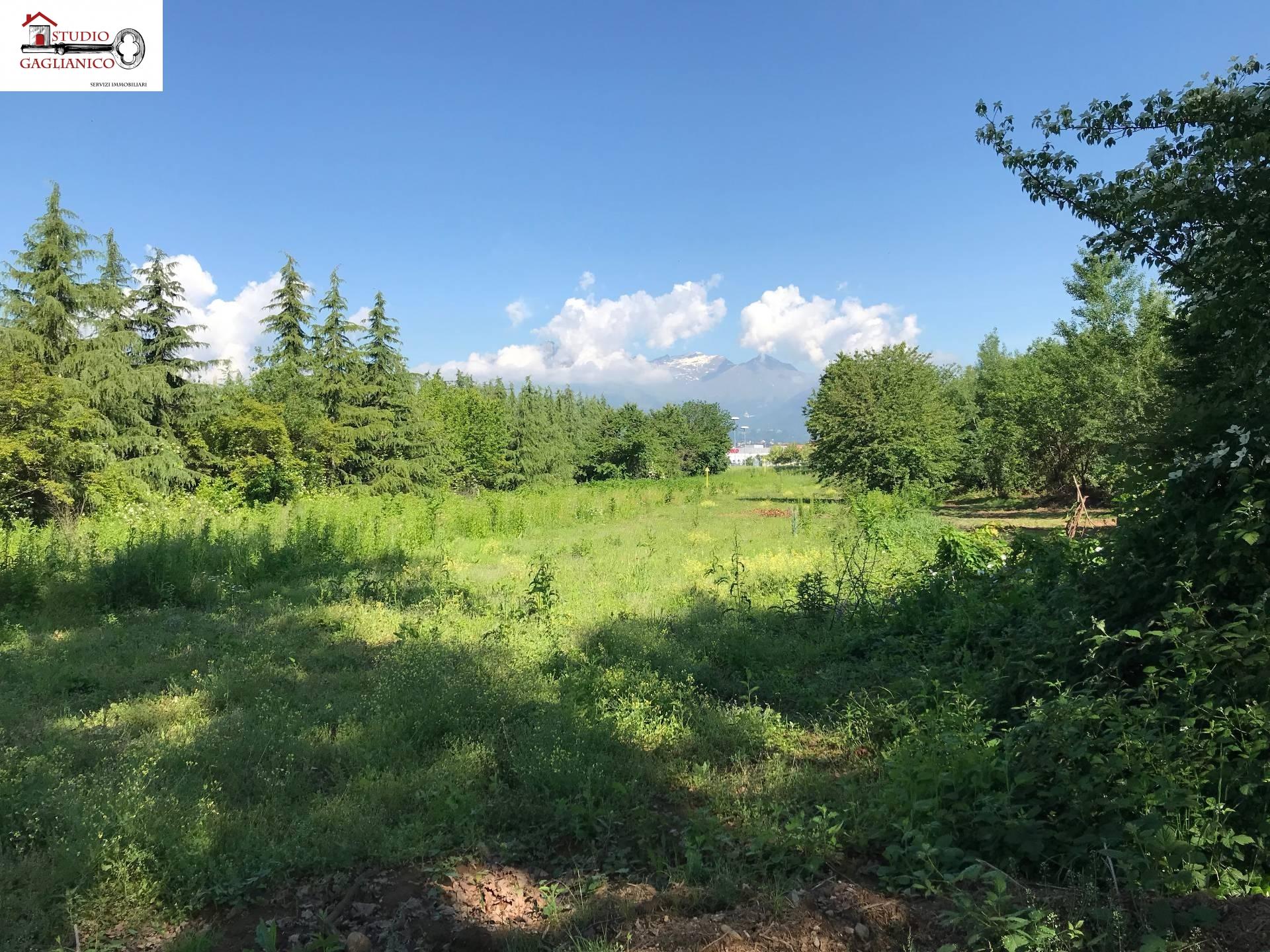Terreno agricolo in vendita a Gaglianico (BI)