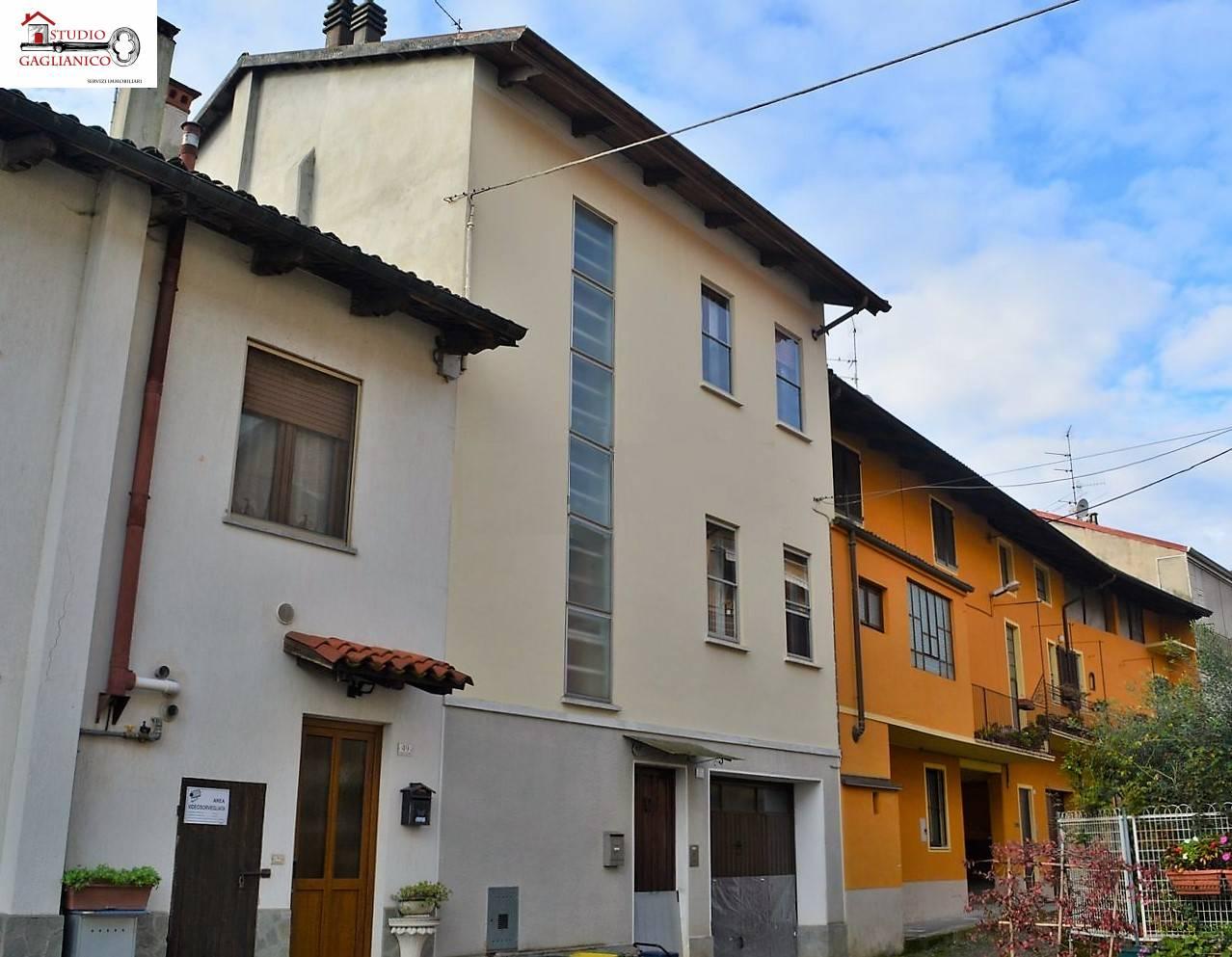 Casa semi-indipendente in vendita a Mongrando (BI)