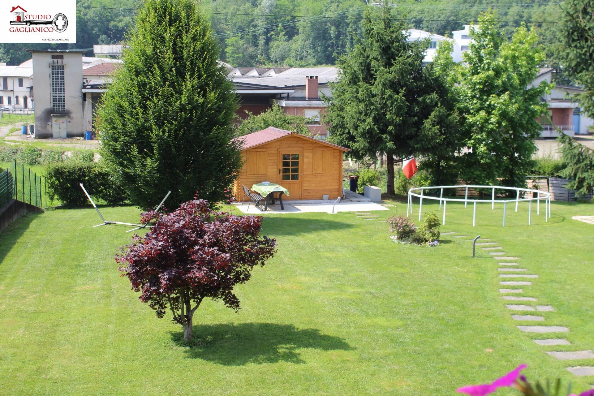 Villa in vendita a Mongrando (BI)