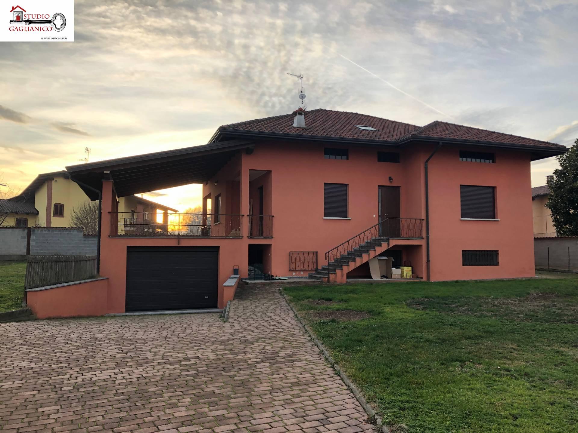 Villa in vendita a Cerrione (BI)