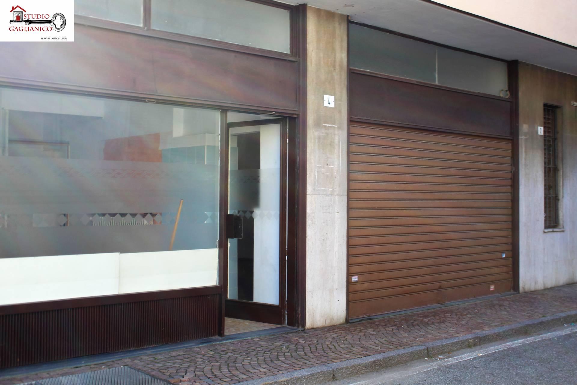Fondo commerciale in vendita a Gaglianico (BI)