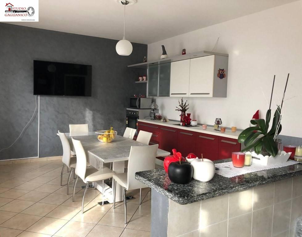 Appartamento in vendita a Sandigliano, 5 locali, prezzo € 66.000   CambioCasa.it