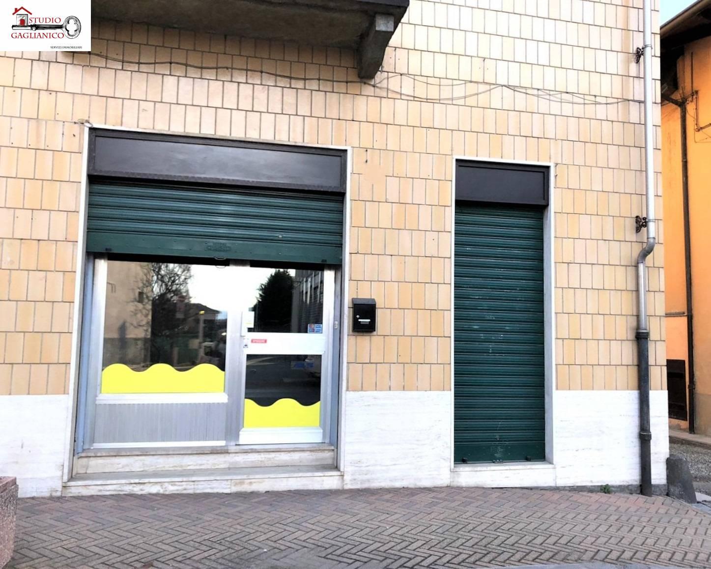 Fondo commerciale in affitto a Sandigliano (BI)