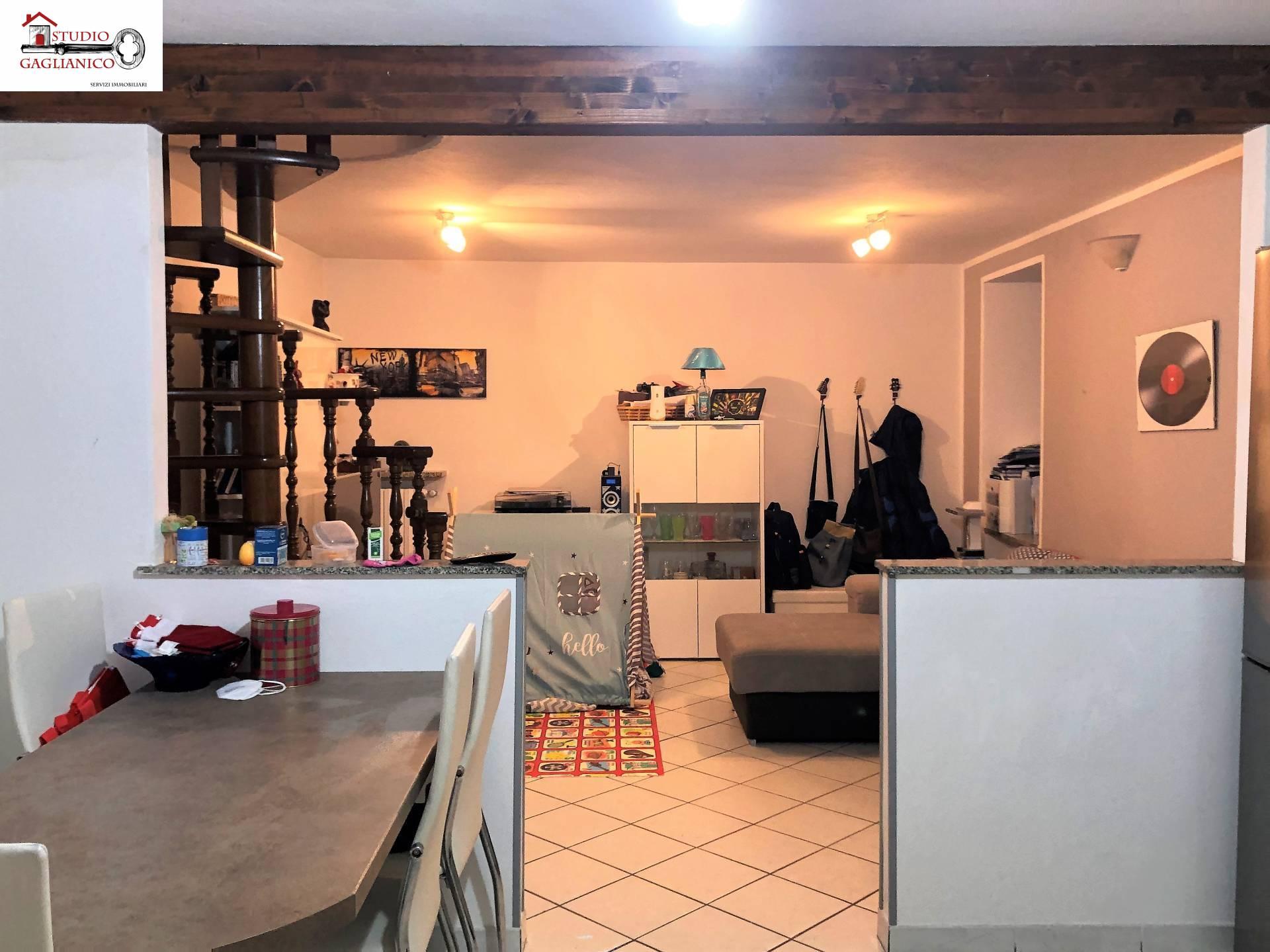 Casa semi-indipendente in vendita a Gaglianico (BI)