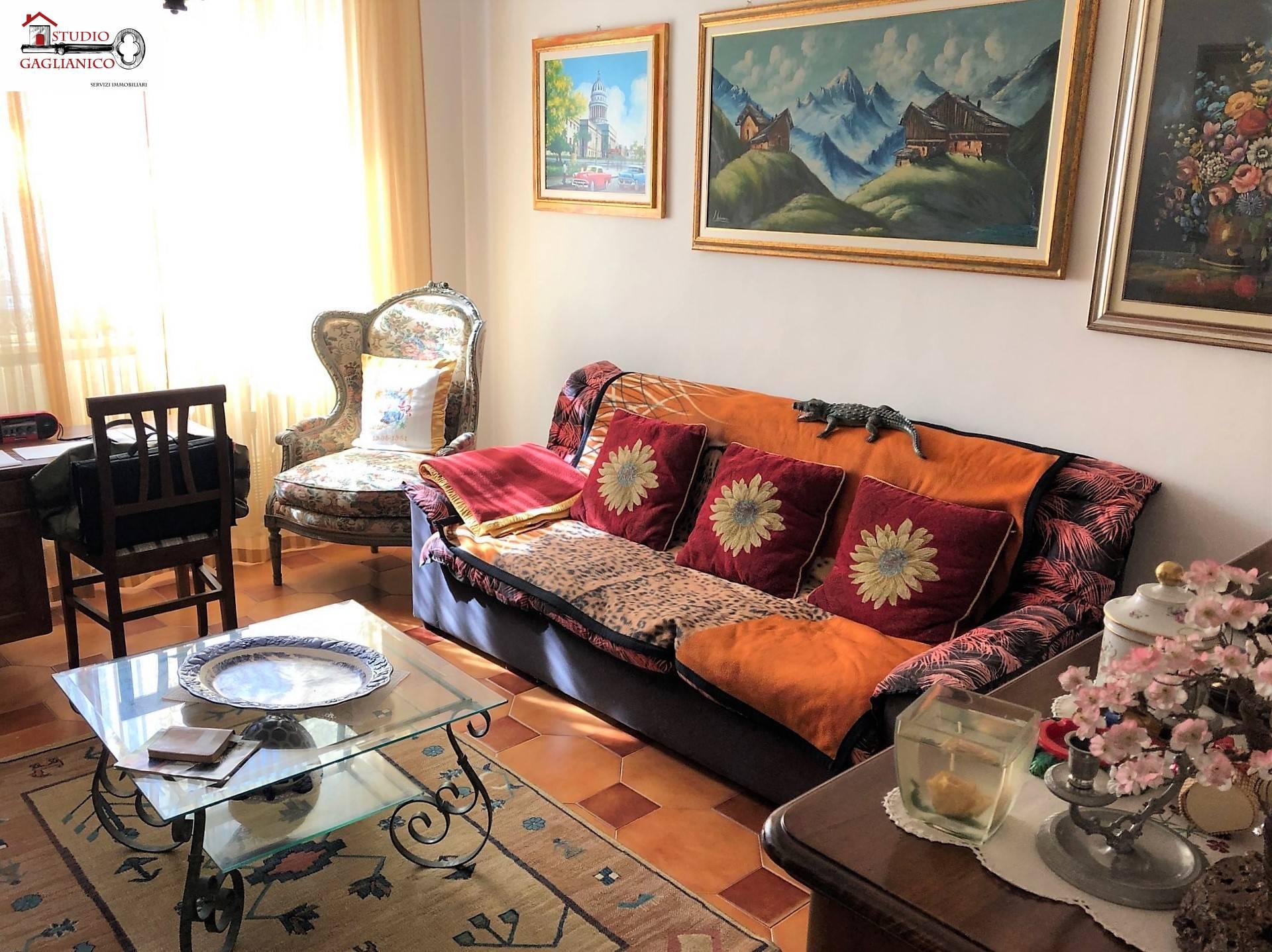 Appartamento in vendita a Gaglianico (BI)