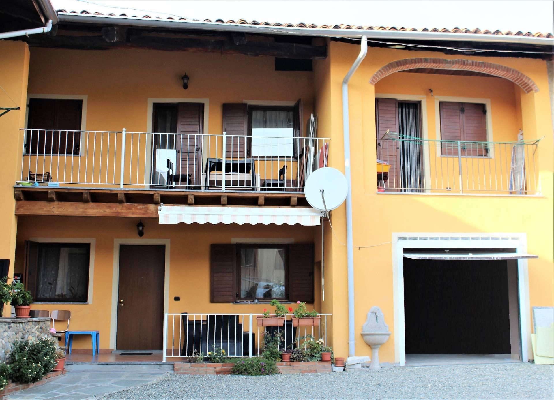 Casa semi-indipendente in Vendita a Gaglianico