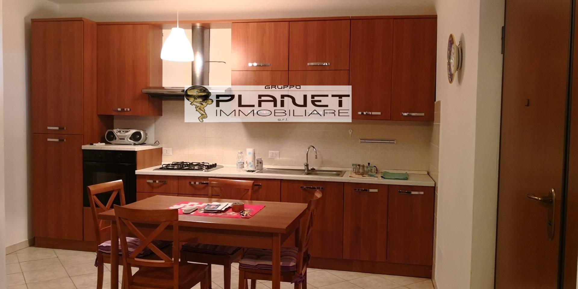 Appartamento in affitto a Lucignano, 3 locali, zona Zona: Croce, prezzo € 430 | CambioCasa.it