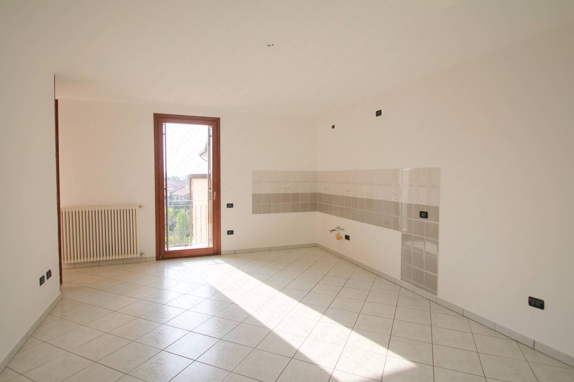 Appartamento in vendita Via Mazzini Bergantino