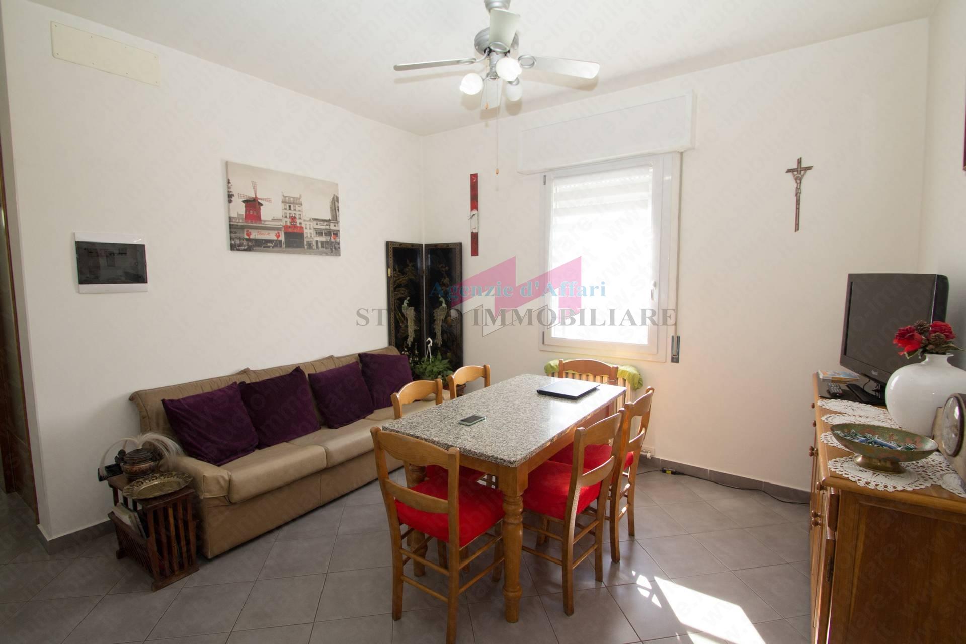 Appartamento in vendita via Nuova Bergantino