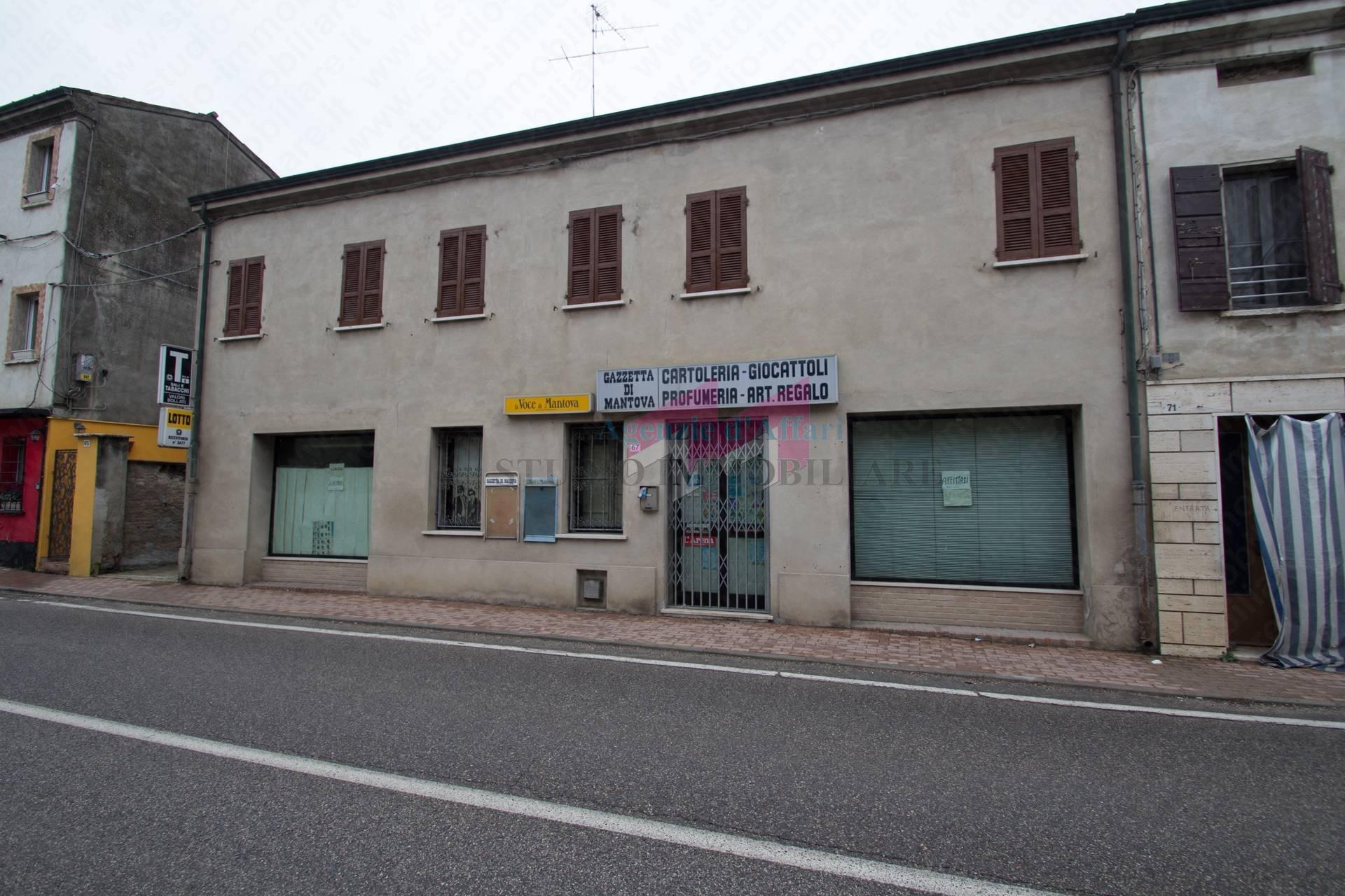Appartamento in vendita a Ostiglia, 4 locali, zona Località: Correggioli, prezzo € 55.000 | PortaleAgenzieImmobiliari.it