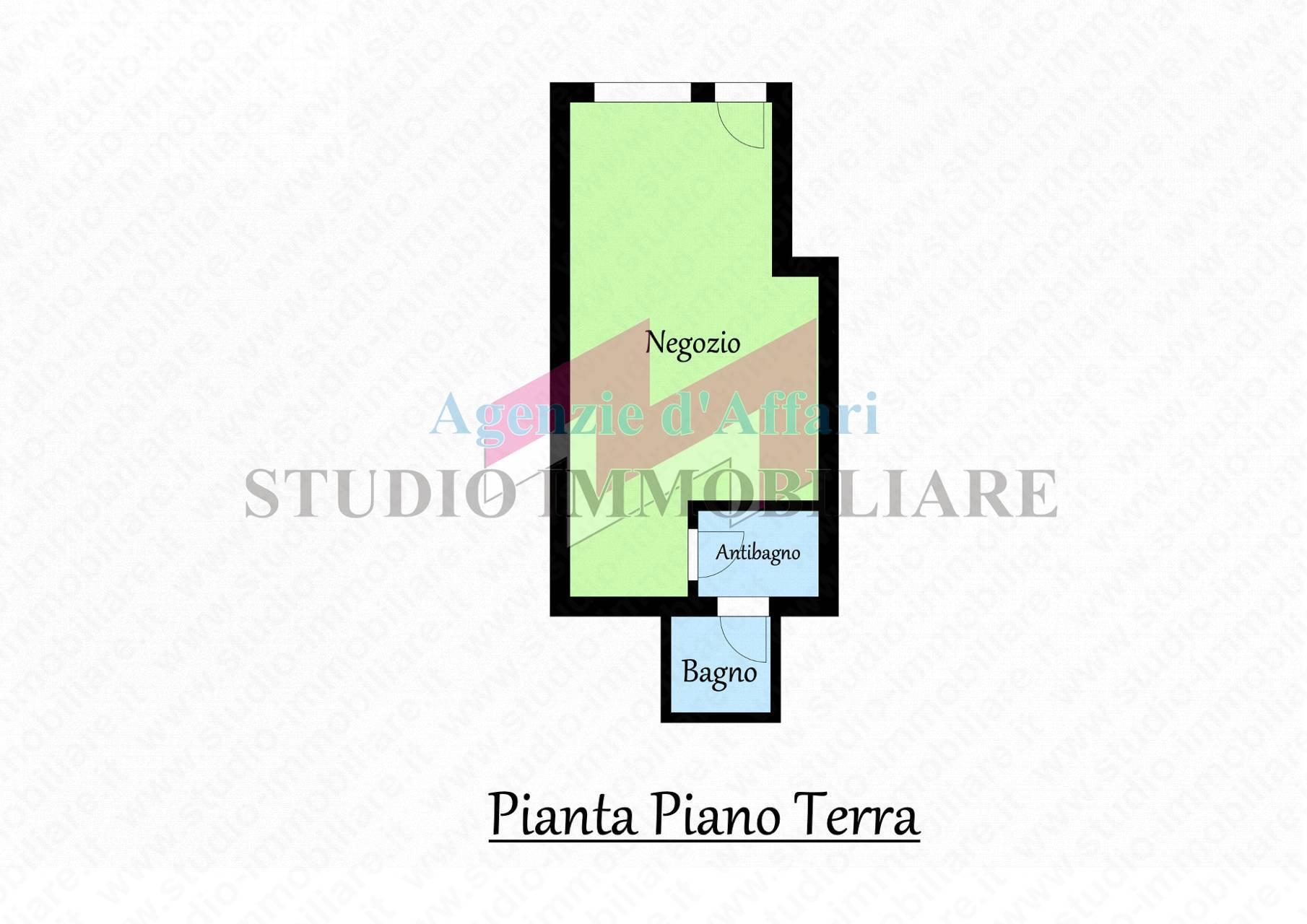 Negozio / Locale in affitto a Sermide, 9999 locali, prezzo € 300   PortaleAgenzieImmobiliari.it