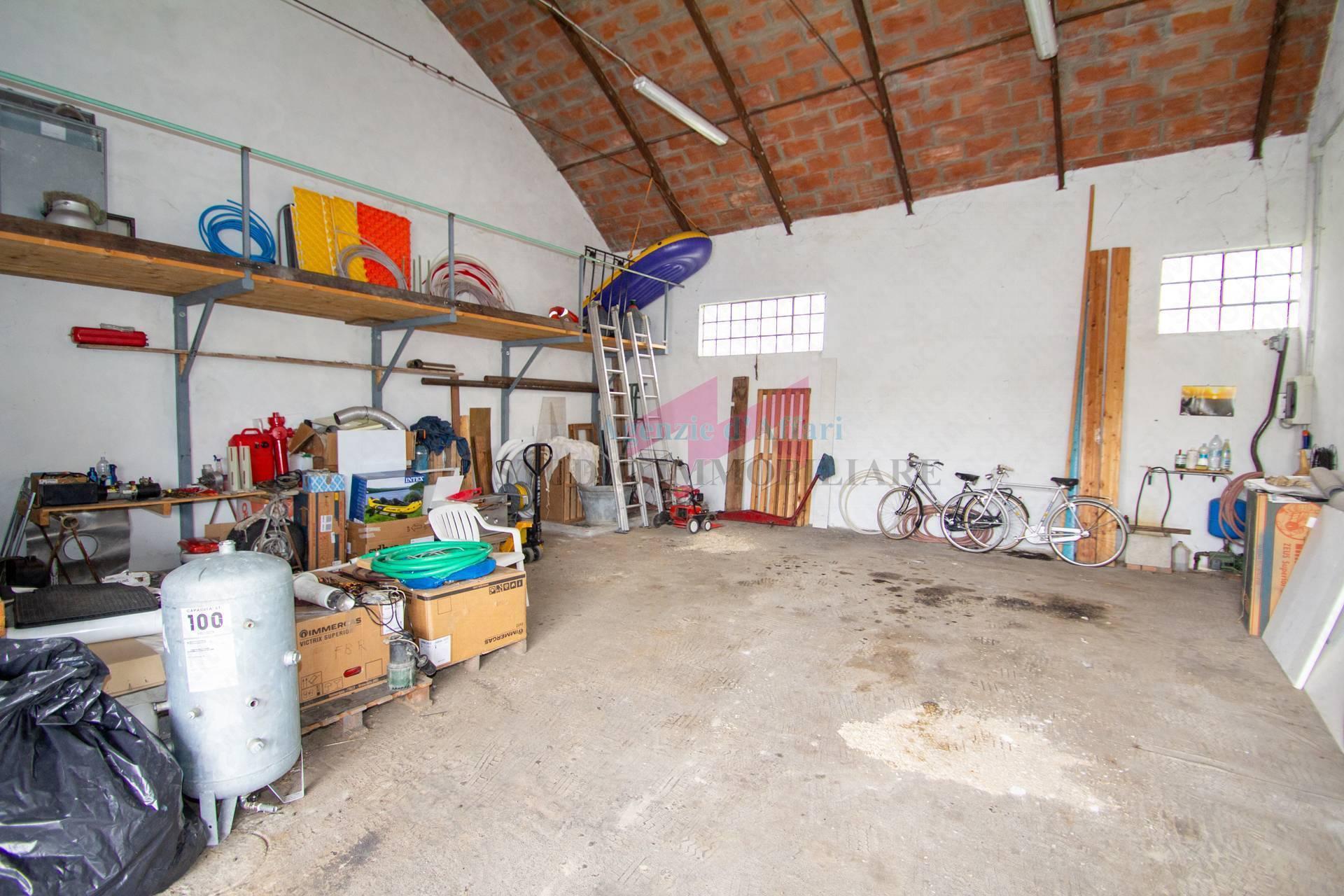 Magazzino in affitto a Melara, 9999 locali, prezzo € 270 | PortaleAgenzieImmobiliari.it