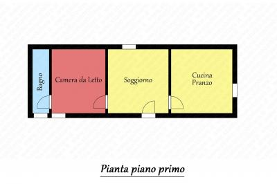 Appartamento in Vendita a Ostiglia