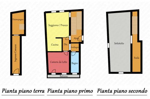 Appartamento in Vendita a Bergantino