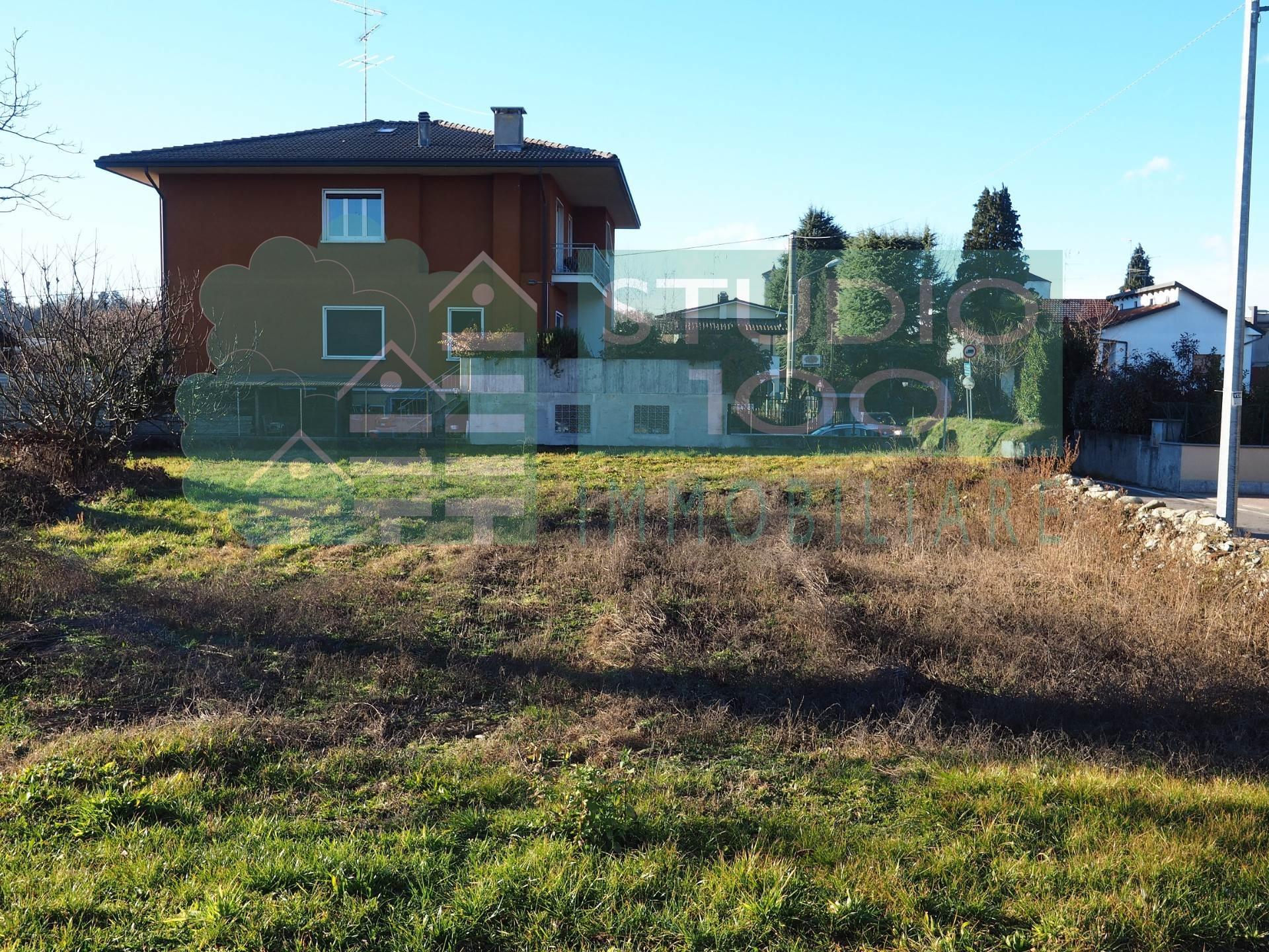 Terreno Edificabile Residenziale in vendita a Somma Lombardo, 9999 locali, prezzo € 112.000 | Cambio Casa.it