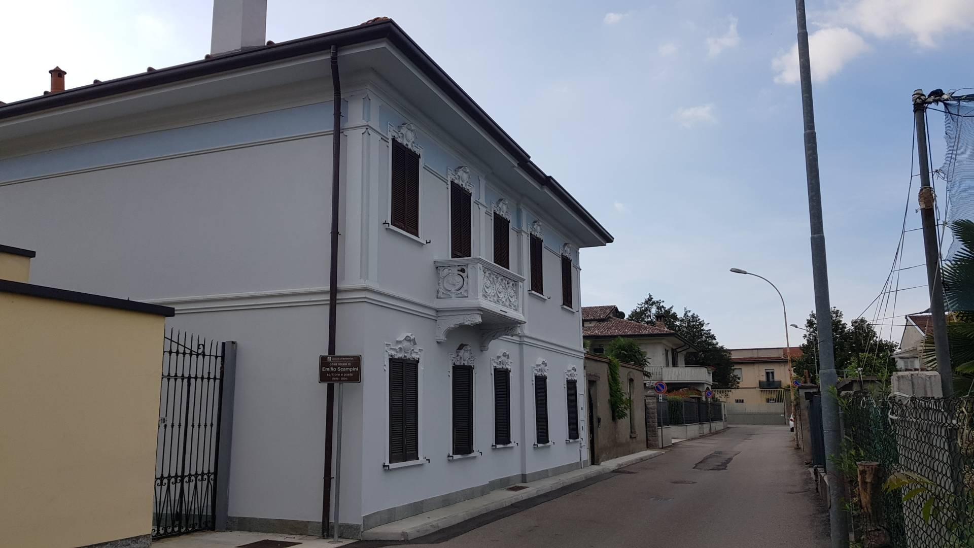 Soluzione Indipendente in vendita a Magnago, 4 locali, zona Zona: Bienate, prezzo € 120.000 | CambioCasa.it