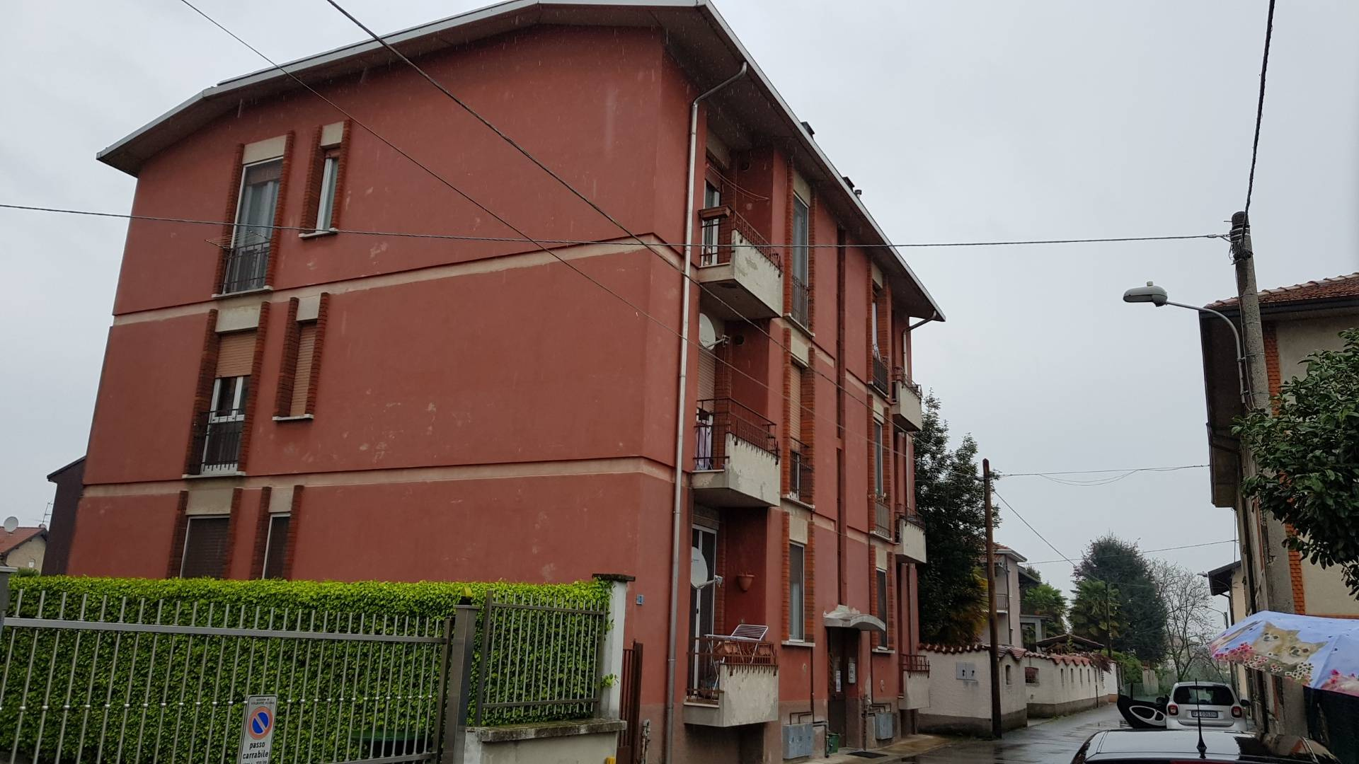 APPARTAMENTO in Affitto a Solbiate Olona (VARESE)