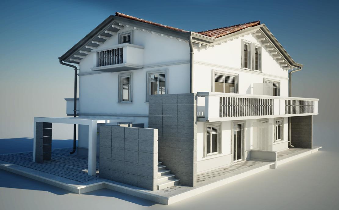 Appartamento in vendita a Montignoso, 3 locali, zona Zona: Cinquale, prezzo € 385.000 | CambioCasa.it