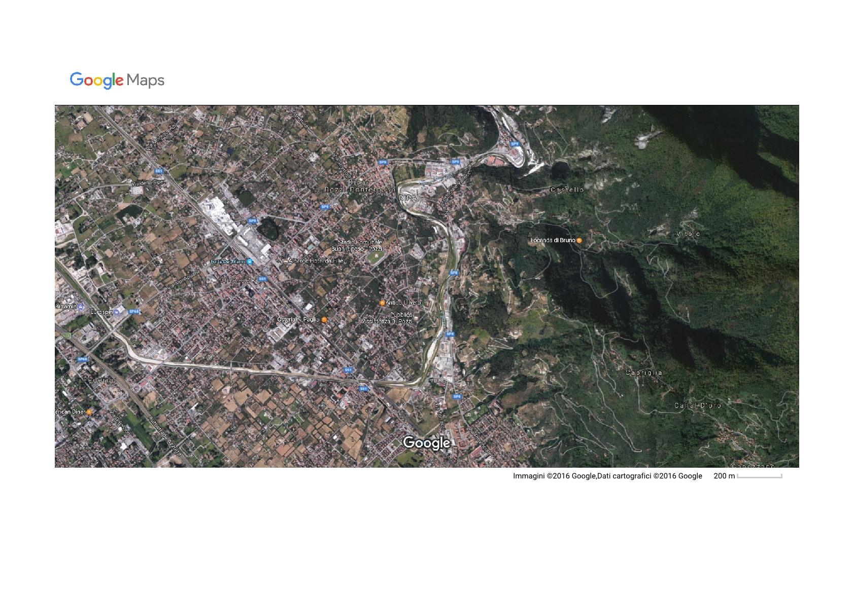 Terreno Edificabile Residenziale in vendita a Seravezza, 9999 locali, zona Zona: Pozzi, prezzo € 280.000 | Cambio Casa.it