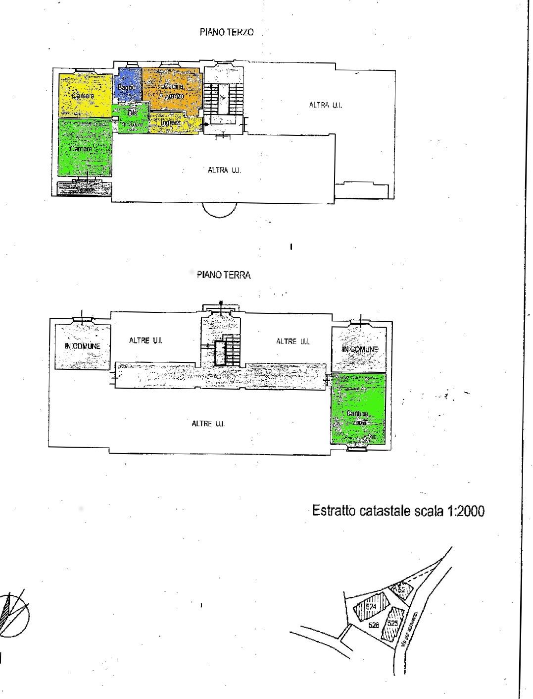 Apartment for Sale to Pietrasanta Ref  1219