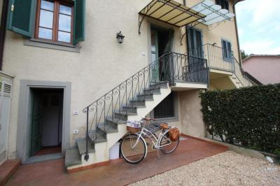 Terraced town house for Holiday rent to Forte dei Marmi