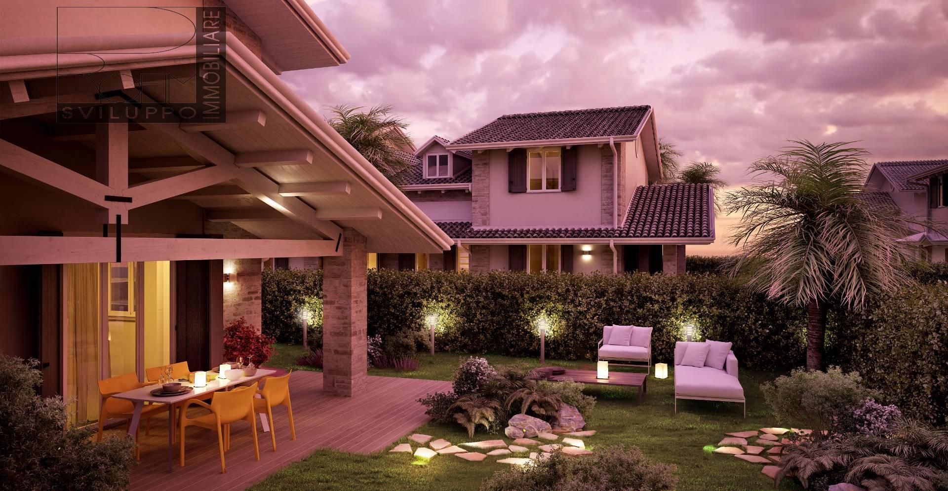 Villa bifamiliare in vendita a spino d 39 adda cod cc 2 double for Mercatone dell arredamento spino d adda