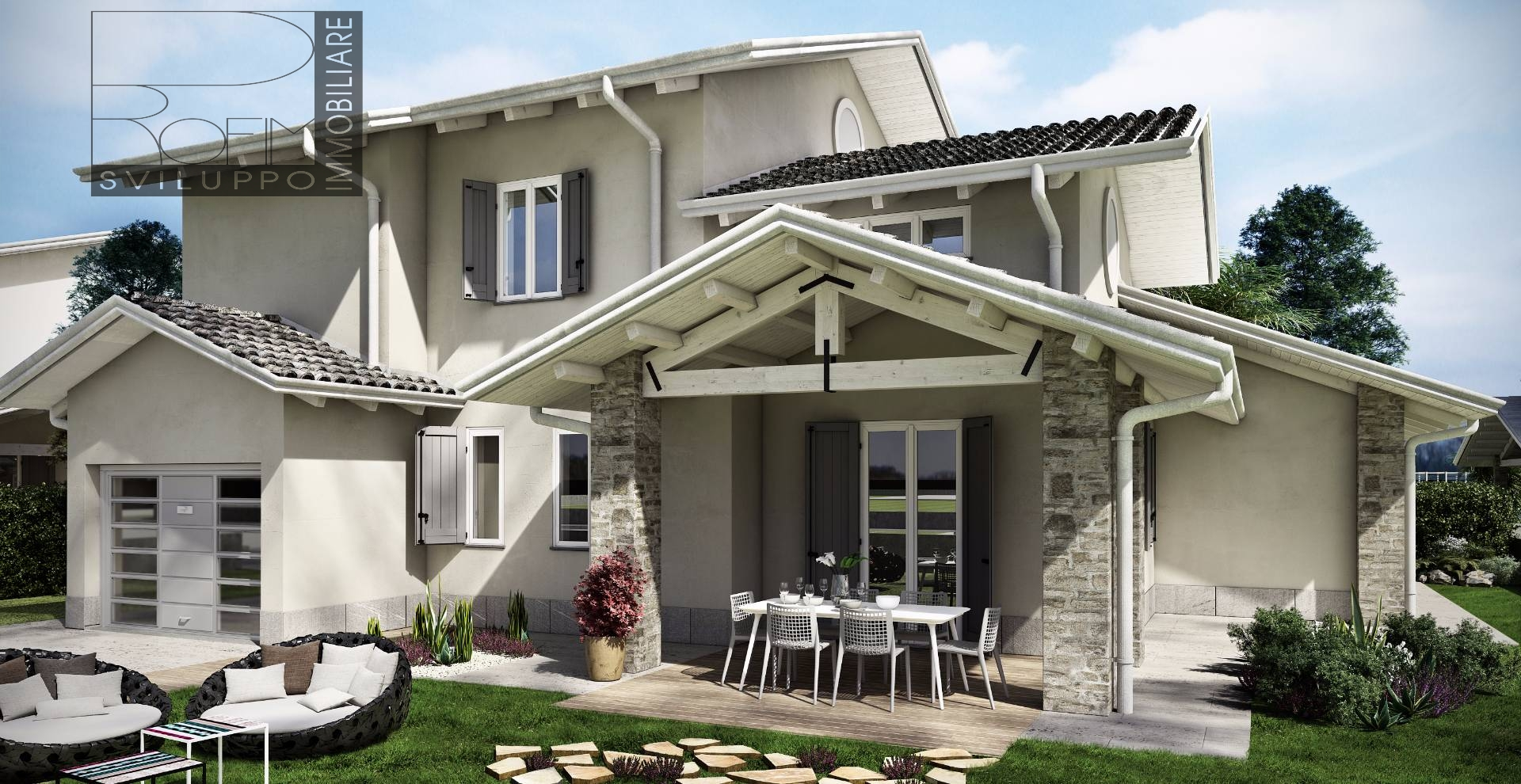Villa in vendita a Spino d'Adda, 4 locali, prezzo € 566.000 | Cambio Casa.it