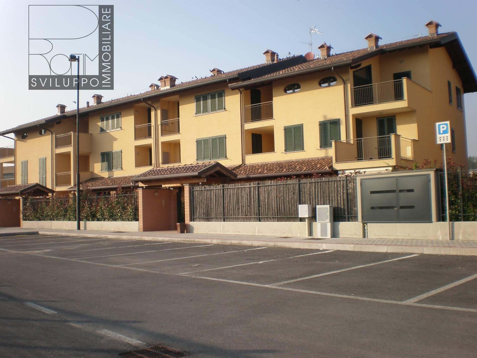 Appartamento in affitto a Galgagnano, 2 locali, prezzo € 450   Cambio Casa.it