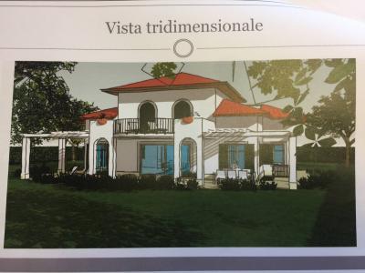villa con piscina in Vendita a Seravezza