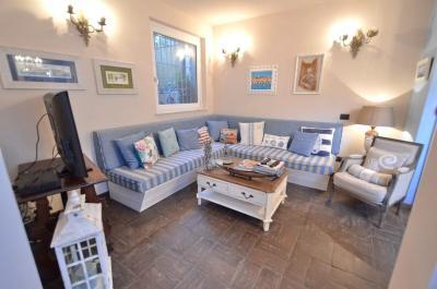 appartamento con giardino in Affitto stagionale a Forte dei Marmi