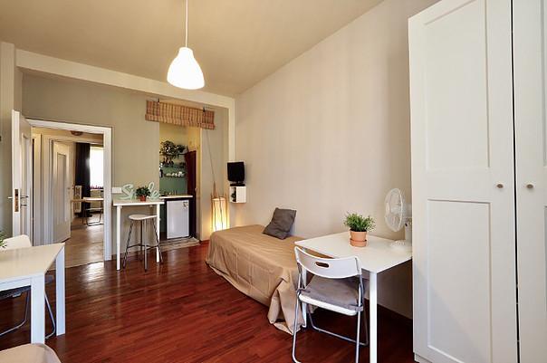 Milano | Appartamento in Affitto in Via Giacinto Bruzzesi | lacasadimilano.it