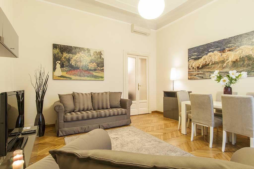milano affitto quart: centro storico milan-houses