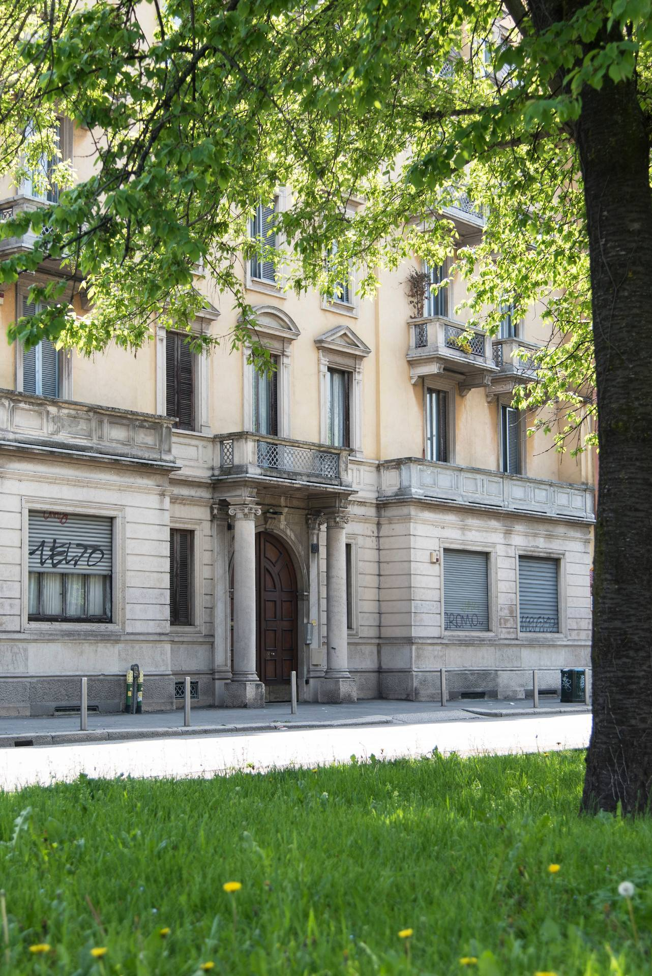 milano affitto quart: romolo milan-houses