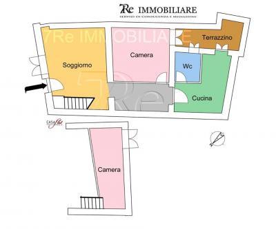 Vai alla scheda: Casa indipendente Affitto Palermo