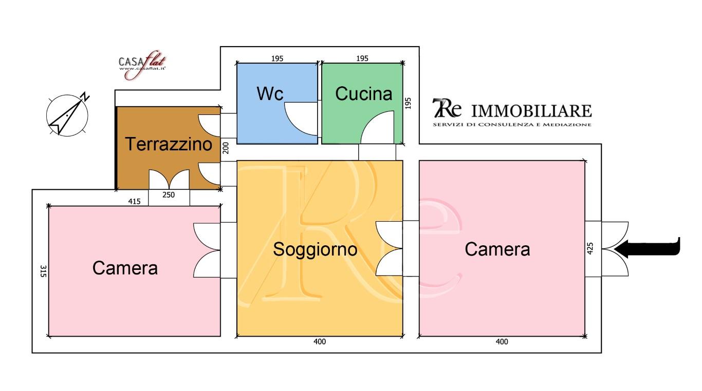 palermo affitto quart: san lorenzo di-maria-immobiliare-d.i.