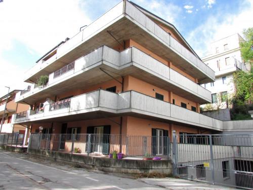 Appartamento piano terra con terrazzo in Vendita