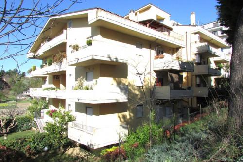 Appartamento con giardino in Vendita