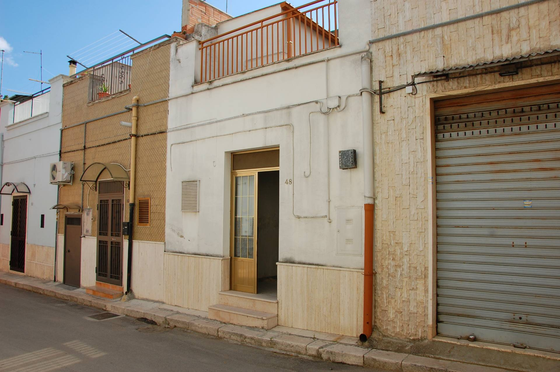Casa singola in vendita a canosa di puglia cod r267 - Piano casa regione puglia ...