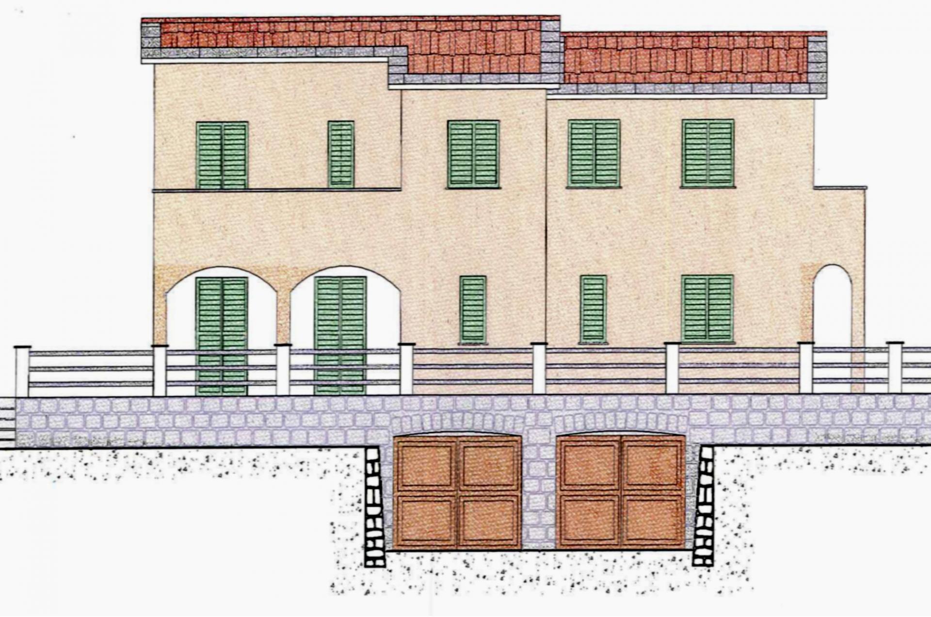 Villa in vendita a Chiusanico, 7 locali, zona Zona: Gazzelli, prezzo € 80.000 | Cambio Casa.it