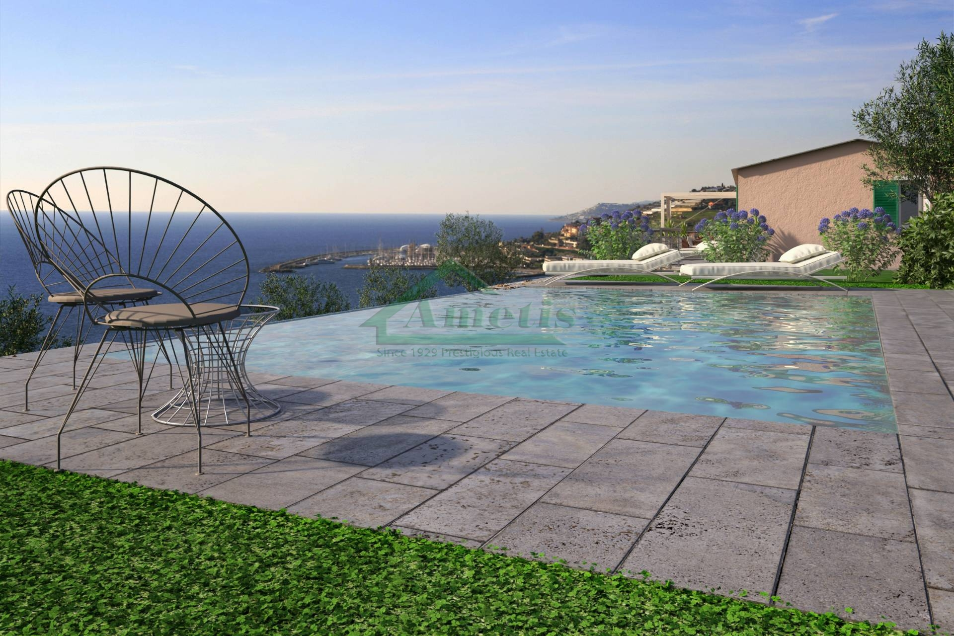 Terreno Edificabile Residenziale in vendita a Cipressa, 9999 locali, prezzo € 250.000 | Cambio Casa.it
