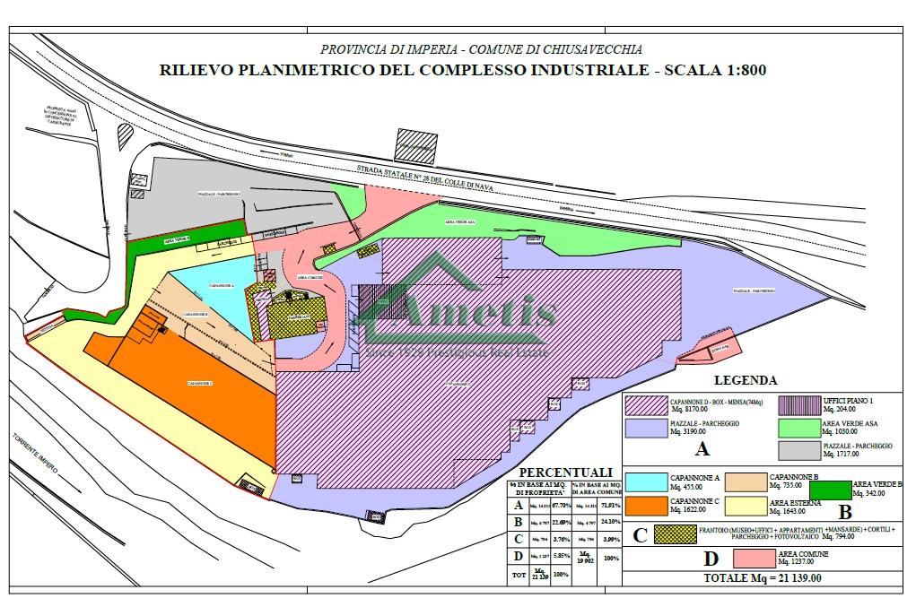 Negozio / Locale in affitto a Chiusanico, 6 locali, zona elli, Trattative riservate | PortaleAgenzieImmobiliari.it