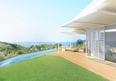 Villa for Sale in Cervo