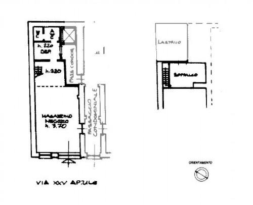 Locale Commerciale / Ufficio in Vendita a Imperia